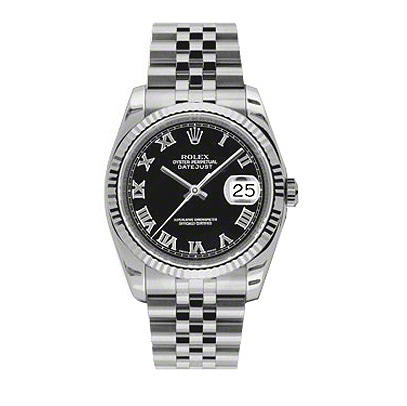 Rolex Datejust Steel Watches