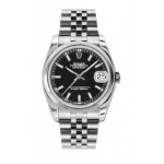 Rolex Datejust 36mm Steel Domed Bezel Jubilee 116200 KXJ