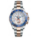 Rolex Yacht-Master II Steel and 18kt Rose Gold Mens Watch 116681