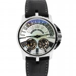 Roger Dubuis Double Tourbillon Retrograde Limited 280 Pieces 46.5mm